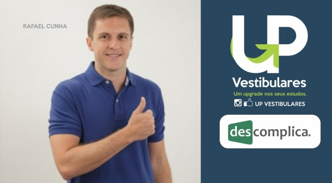 Parceria UP Vestibulares & Descomplica
